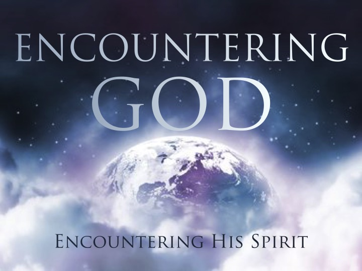 Encountering God Title