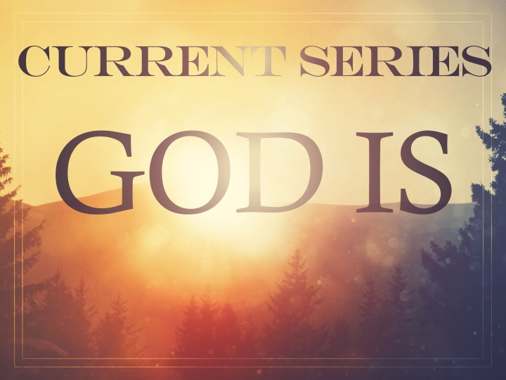 God is Current Series title
